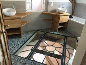 Hôtel Particulier – Salles de bain