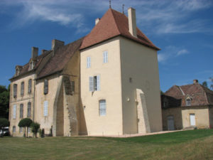 Restauration Château de Marry