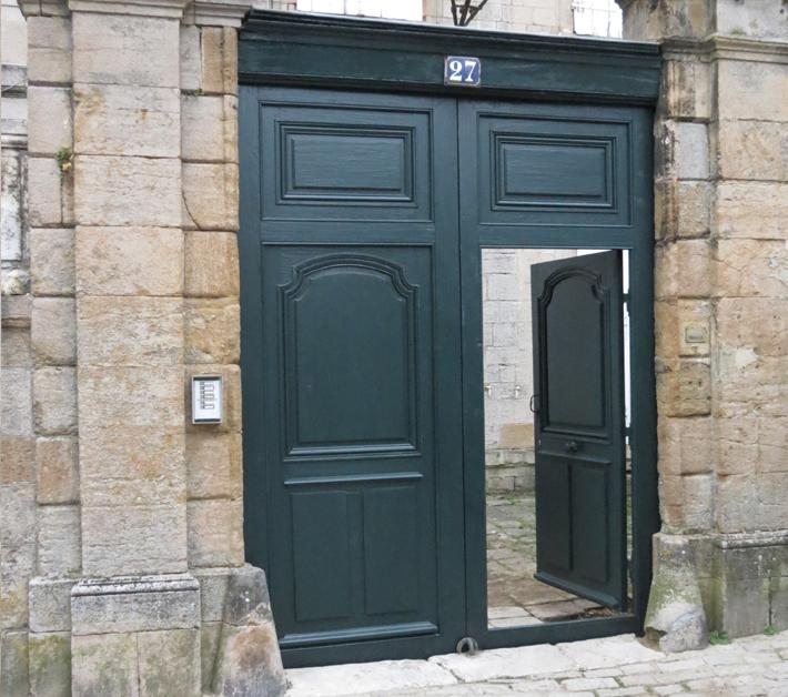 Porte Évécher de Langres