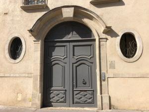 Porte cochère – Dijon