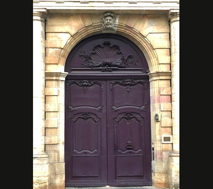 Porte cochère Préfecture