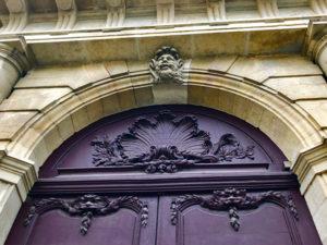 Porte cochère – Préfecture de la Côte d'Or